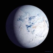 Земля во льду